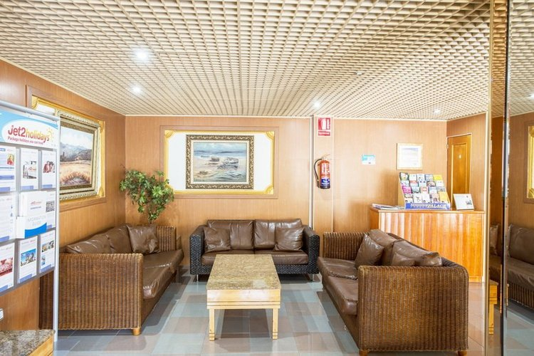 Zones communs hôtel magic villa benidorm