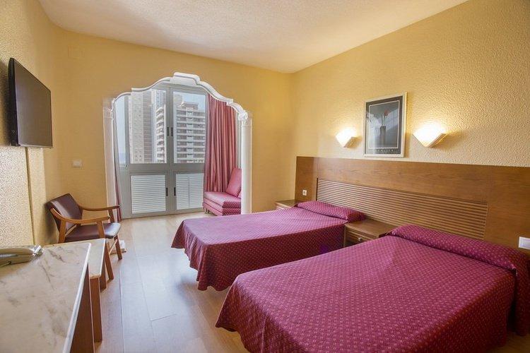 Chambre standard hôtel magic villa benidorm