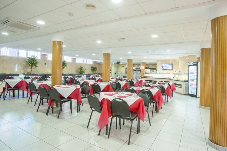 Restaurant hôtel magic villa benidorm