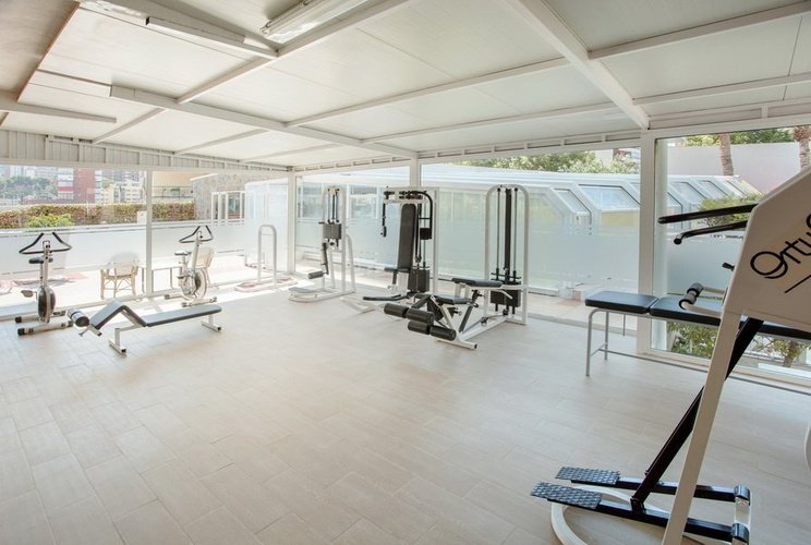 Gym hôtel magic villa benidorm