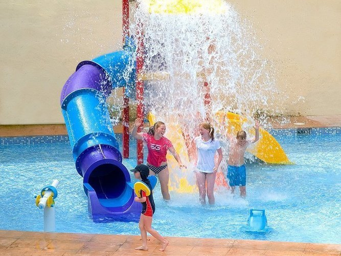 Splash pour enfants hôtel magic villa benidorm