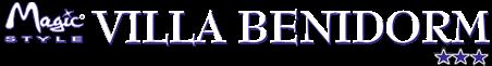 Hôtel Magic Villa Benidorm 3 étoiles